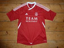 size:(XL) ABERDEEN FC Football Shirt 2011 Soccer Jersey Scottish #Dons Formotion