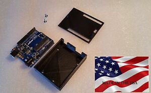 Arduino-Case-For-Arduino-UNO-R3-Made-in-America-ABS-PLA
