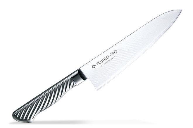 Japanese Tojiro Pro DP Cobalt Alloy Steel VG10 Chef Knife Gyuto from 180-330mm
