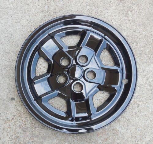 "1 One 16/"" 2007-2016 Black Skin Jeep Patriot 5 spoke Steel Rim Wheel"