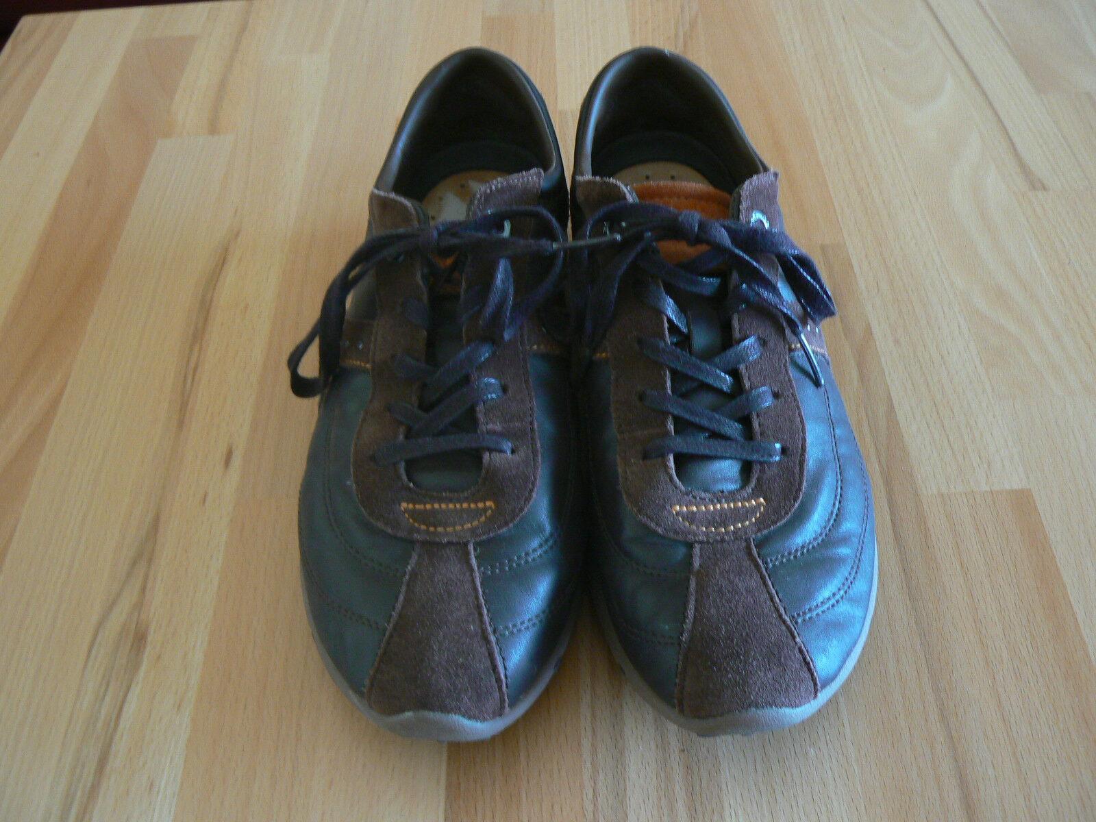 Geox Sneakers für Damen Gr 40 braun Top Zustand