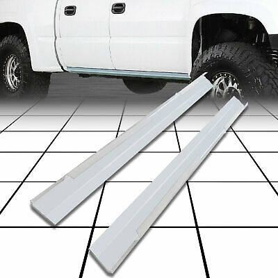1999-2006 GMC SIERRA CHEVROLET SILVERADO 1500 2500 OUTER ROCKER PANELS PAIR