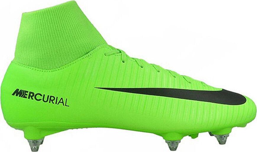 Nike Mercurial Victory VI DF SG Hombre 903610-303 botas De Fútbol Soccer Cleats Raro