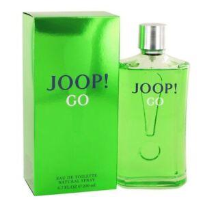 JOOP-GO-200ML-EAU-DE-TOILETTE-SPRAY-BRAND-NEW-amp-SEALED
