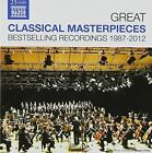 Various - Great Classical Masterpieces 1987-2012 CD Naxos