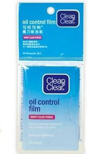 Clean-amp-and-Clear-Oil-Control-Film-Blotting-Paper-Face-Made-in-Japan-Free-ship