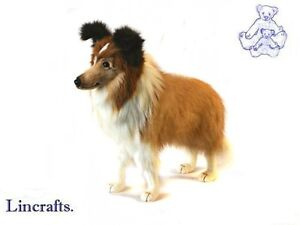 Shetland Sheepdog Plush Soft Toy Sheltie Dog By Hansa Sold By