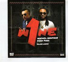 (HD832) Machel Montano And Sean Paul, One Wine - 2016 DJ CD