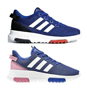 newest b36ce 028bf Image is loading Adidas-Racer-Tr-Inf-Shoes-Baby-Boy-Girl-