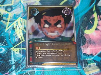 Naruto Approaching Wind CCG Parallel Rare Cards for Sale  $2.99 Each