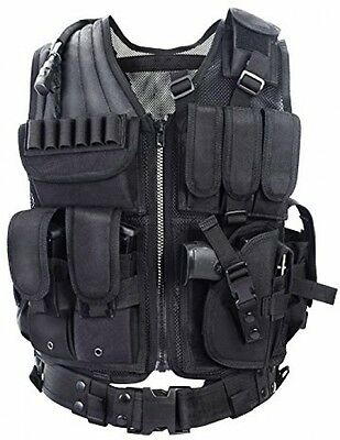 YAKEDA ®Army Fans Tactical Vest CS Field Outdoor Equipment Supplies Breathable
