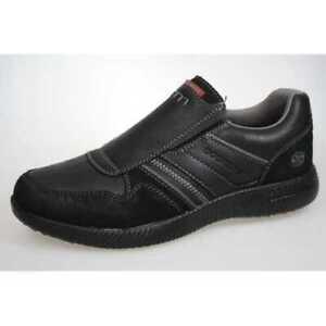 Dockers-by-Gerli-Slipper-Herrenschuhe-Sneaker-schwarz-Gr-40-46-533251-Neu16