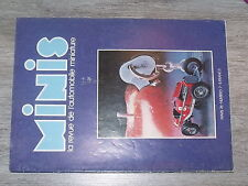 $$ Revue Minis Autos N°7 Daimler Double Six  Salon de Paris  Ferrari BB