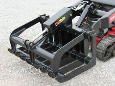 36 Heavy Duty Root Grapple Bucket Attachment Fits Toro Dingo Mini Skid Steer