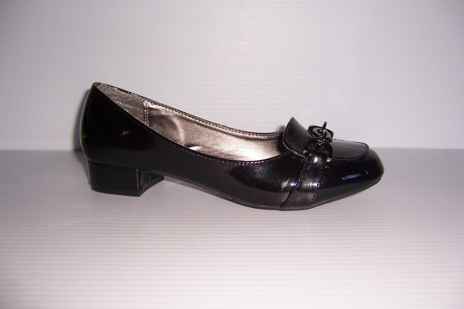 ESO NEW YORK PHILLY BLACK WOMEN'S CLASSIC HEELS SHOES SIZE 6.5 M NEW IN BOX