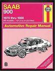 Saab 900 1979-88 Owner's Workshop Manual by A. K. Legg (Paperback, 1989)