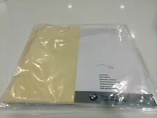 BMW Car Care Cleaning Polishing Leather Cloth 83192298240 2298240 NEW