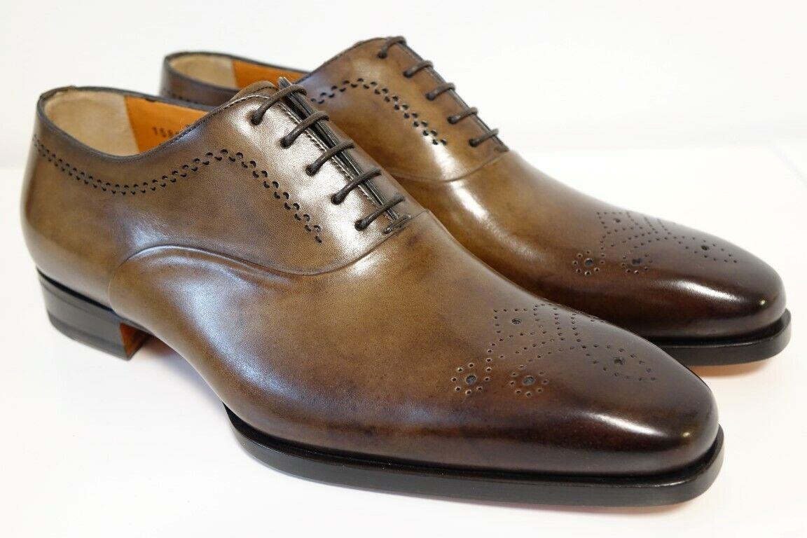 Santoni zapatos zapatos caballero zapatos Business-(39) - nuevo orig. sonderojo