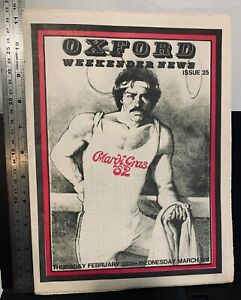The-Oxford-Weekender-News-vintage-LGBT-newspaper-c-1982-Sydney-Australia-gay