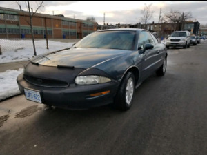 1995 Buick Reviera [Supercharged]