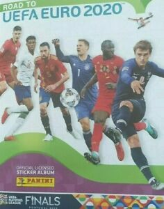 PANINI-UEFA-Road-to-Euro-2020-Choisissez-vos-autocollants-1-241-choisissez-votre-Autocollant