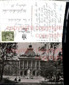 461370-Muenchen-Justizpalast-m-Neptunbrunnen-Brunnen