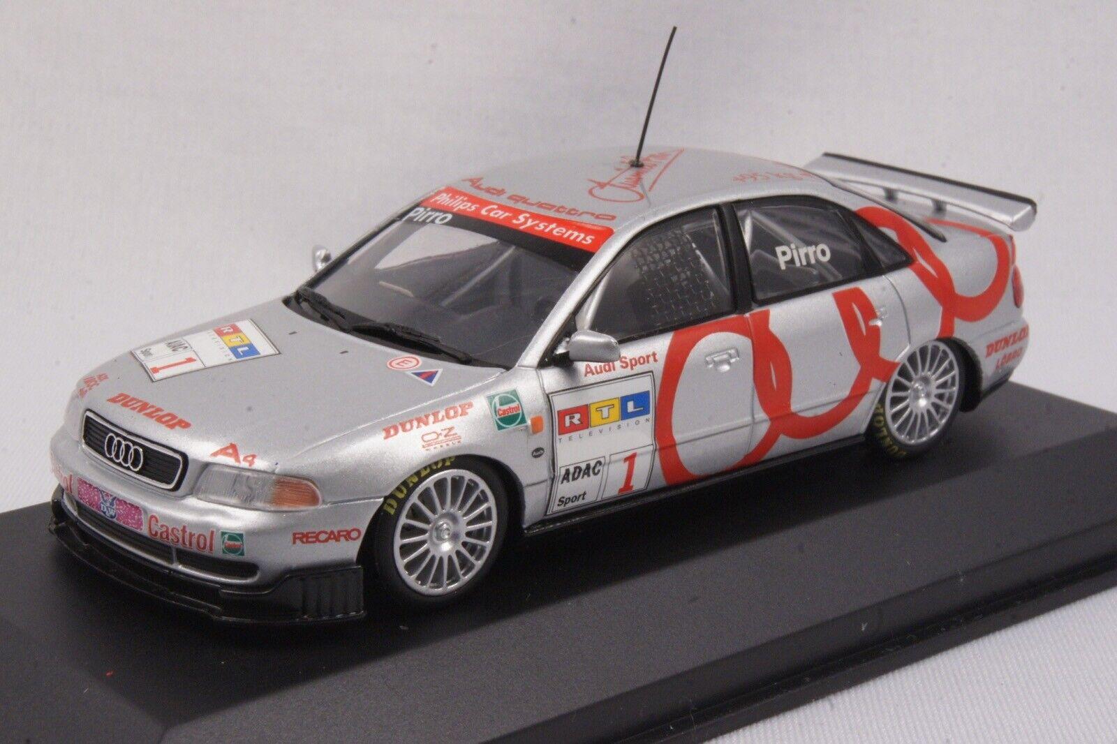 apresurado a ver Audi Minichamps 1 43 - - - a4 Quattro stw '97 Team a.z.k. Roc  1 Emanuele Pirro  bienvenido a elegir