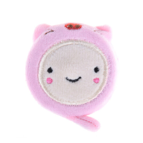 Mini Cute Cartoon 150cm Plush Retractable Soft Tape Measure Ruler Sewing ToolTB