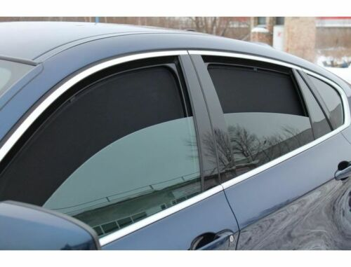 4 Pcs Set Car Window Sun Solar Shade Shield Blind Mesh For Mazda CX-7 2006-2012