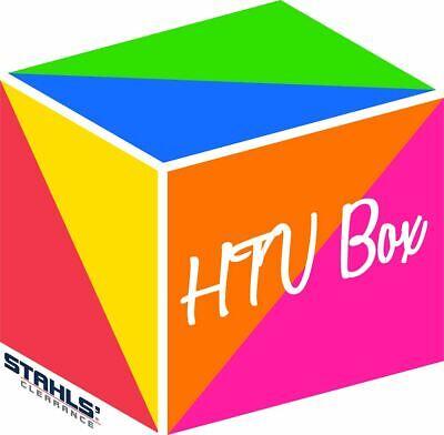25 HTV SHEETS Craft Iron-on Heat Transfer Vinyl Box of HTV Sheets