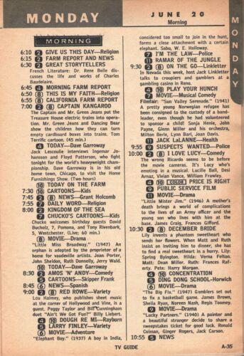 JUNE 20,1960~DAVE DAVID BUCHOLZ & TONY RIVENBARK Visit CHUCKO THE BIRTHDAY CLOWN