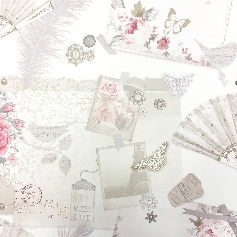 Ava Rose Fleurs Amour Oiseaux Arthouse Papillon Plumes Qualite