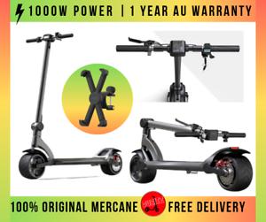 New 2019 KEY & LED INDICATOR MKII Mercane WideWheel Electric Scooter