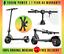 thumbnail 1 - New 2019 KEY & LED INDICATOR MKII Mercane WideWheel Electric Scooter
