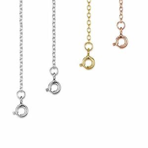 Amberta-925-Sterling-Silver-2-mm-Curb-Chain-Extender-Set-for-Women-Various-Types