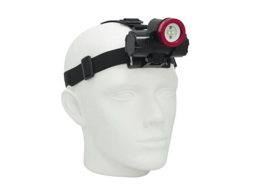 Details about  /Bigblue 450 Lumens LED Head Lamp Scuba Dive Light HL450XW