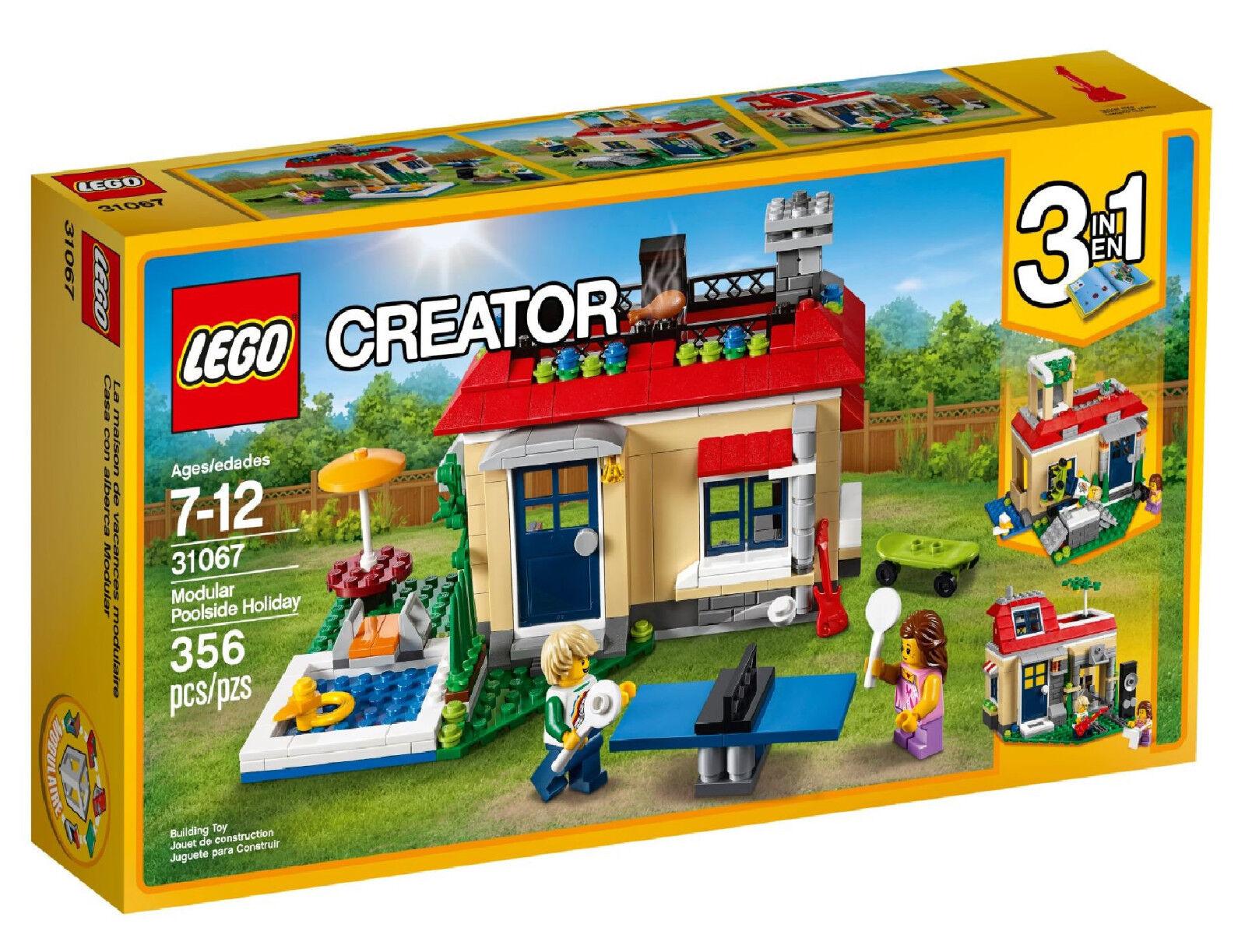 LEGO® Creator (31067) Ferien Ferien Ferien am Pool inkl Versand NEU&OVP 332bdf