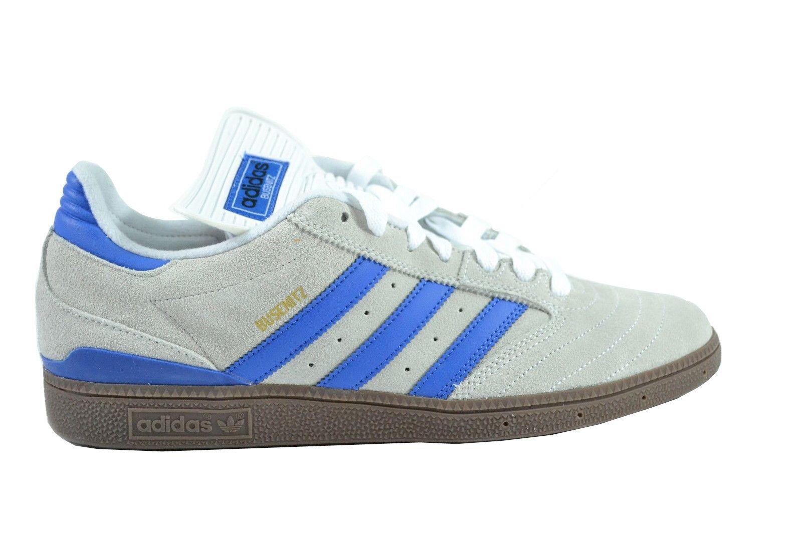 Adidas Gum BUSENITZ Satellite Blue Bone Gum Adidas Skate Sneaker G48056 (183) Men's Shoes 5ed3ee