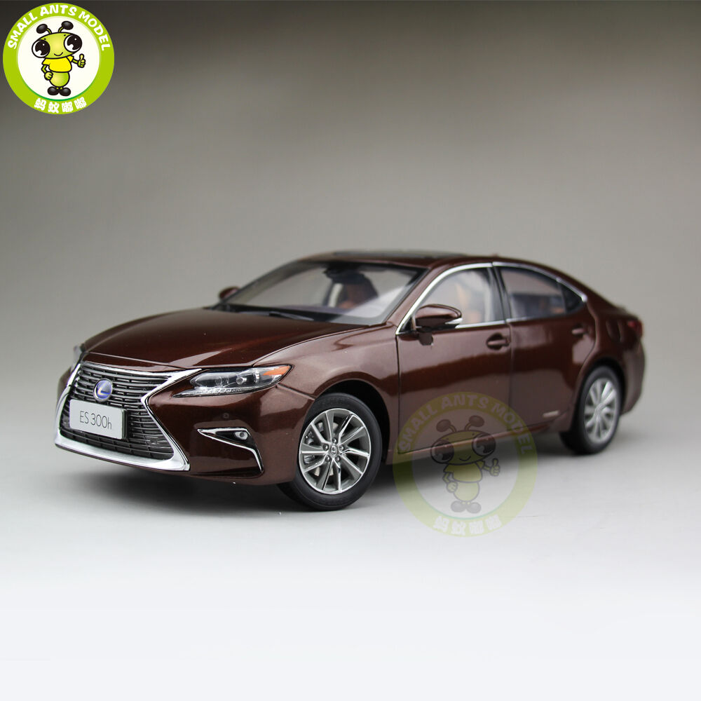 1 18 Toyota Lexus ES 300 ES300H Diecast Model Car hobby collection Gifts marrón