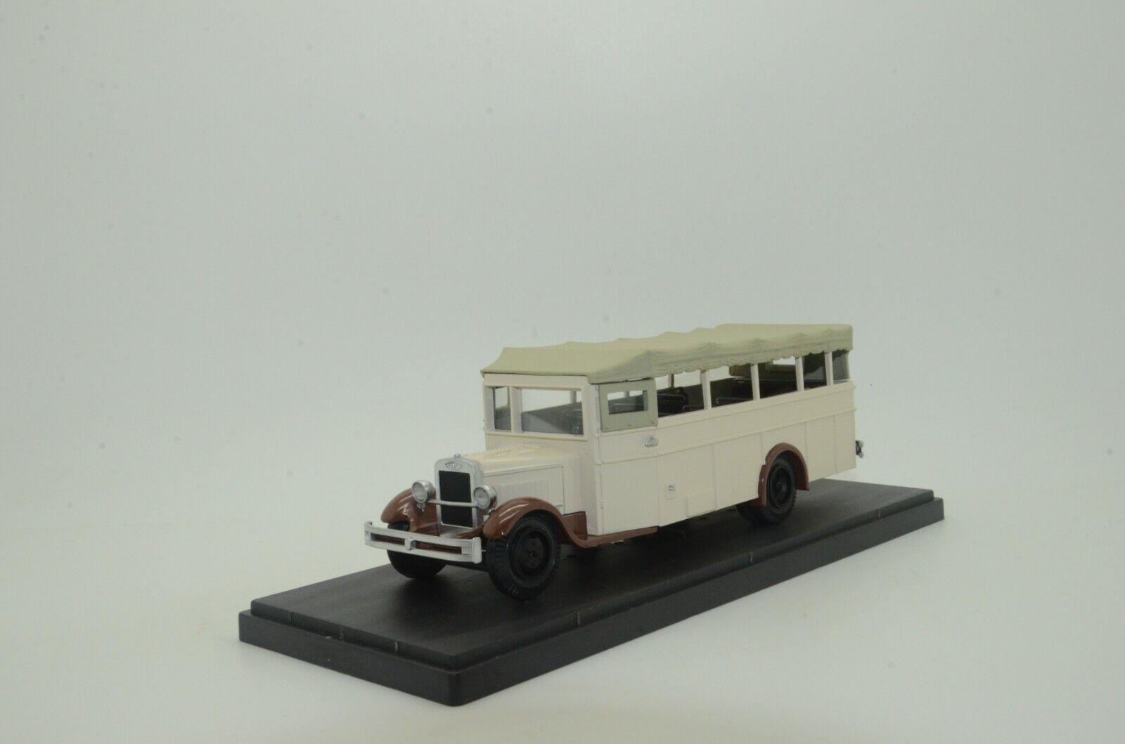 Rare     ZIS - 8 URSS Russie ouverte Bus miniclassic 1 43  jusqu'à 65% de réduction
