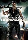 Commando 0024543029779 With Arnold Schwarzenegger DVD Region 1