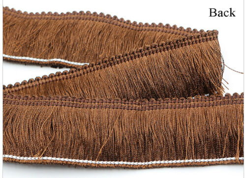 Tassel Fringe Fringing Trim Luxury 2.8cm  Available124 Colours #5