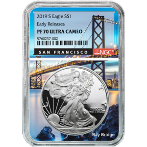 2019-S-Proof-1-American-Silver-Eagle-NGC-PF70UC-ER-San-Francisco-Core