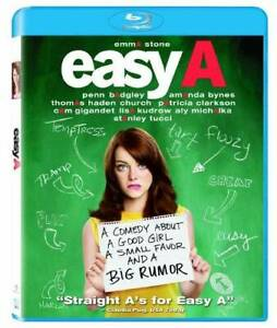 Easy-A-Blu-ray-Blu-ray-By-Emma-Stone-Stanley-Tucci-VERY-GOOD