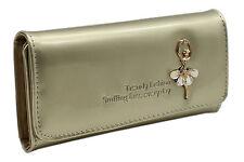 Trendy Gold Colour Designer Wallet For Women