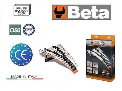 Serie di 15 chiavi combinate Beta Action con supporto articolo 42/SP15.