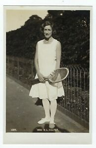 Miss-Evelyn-Colyer-English-tennis-player-c1920s-By-E-Trim-Wimbledon