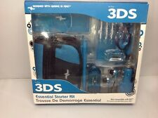 OPEN BOX Starter Kit - Aqua Blue for 3DS