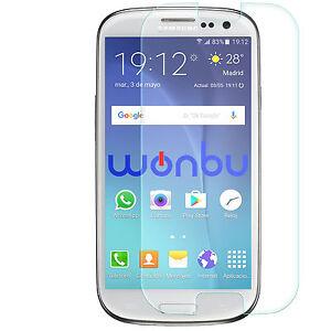 Protector-Pantalla-Cristal-Templado-Para-Samsung-Galaxy-S3-GT-I9300