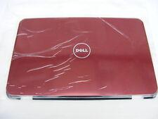 Nueva Dell dhtxg Inspiron 15r N5010 Rojo Lcd Back Cover Tapa
